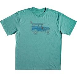 Quiksilver - Mens Point Lookout T-Shirt