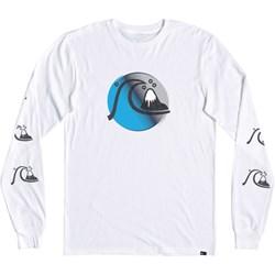 Quiksilver - Boys Crystal Shores Screen T-Shirt