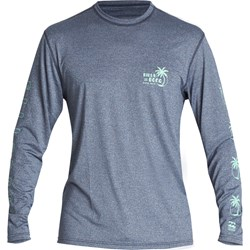Billabong - Boys Social Club Lf Long Sleeve Rashguard