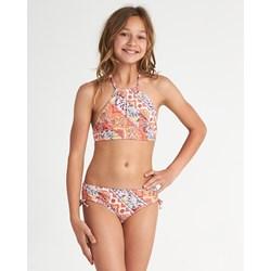 Billabong - Girls Boho Babe Hi Neck Swimwear