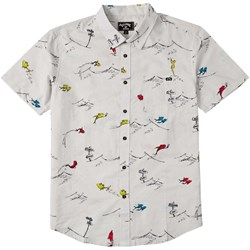 Billabong - Mens One Fish Two Fish Woven Shirt