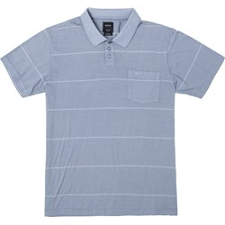 RVCA - Mens Ptc Stripe Polo T-Shirt