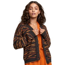 RVCA - Junior Adrienne Cardigan Sweater
