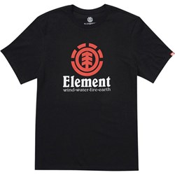 Element - Boys Vertical Short Sleeve T-Shirt