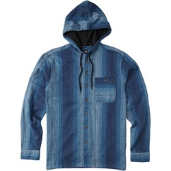Billabong - Mens Baja Flannel Woven Shirt