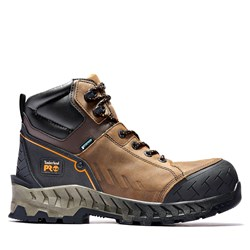 """Timberland Pro - Mens Work Summit 6"""" Composite Safety Toe Waterproof Boot"""