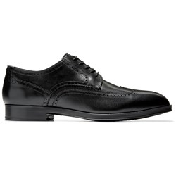 Cole Haan - Mens Dawson Grand 360 Wing Tip Oxford Wp Shoes