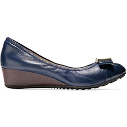 Cole Haan - Womens Emory 40Mm Bow Wdgii Shoes