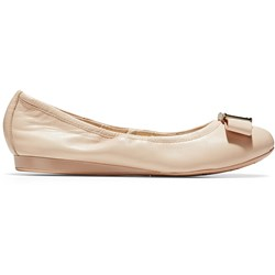 Cole Haan - Womens Emory Bow Ballet Ii Flat