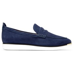 Cole Haan - Womens Grand Ambition Troy Penny Slipon Sneaker
