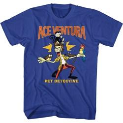 Ace Ventura - Mens Ta Da T-Shirt