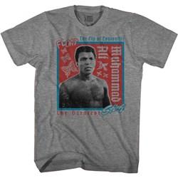 Muhammad Ali - Mens The Lip Of Louisville T-Shirt