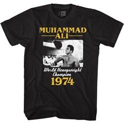 Muhammad Ali - Mens Ma74Ss T-Shirt