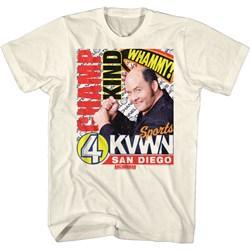 Anchorman - Mens Champ Kind T-Shirt
