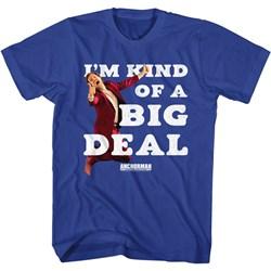 Anchorman - Mens Big Deal T-Shirt