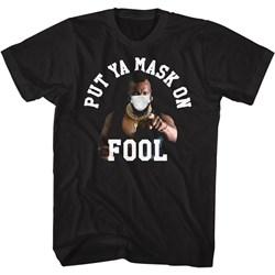 Mr. T - Mens Put Ya Mask On T-Shirt