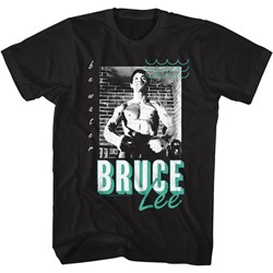 Bruce Lee - Mens Greenwater T-Shirt
