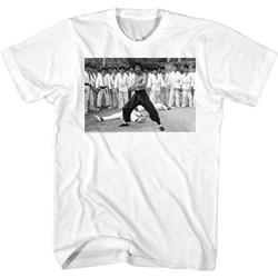 Bruce Lee - Mens Bwpowerstance T-Shirt