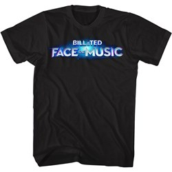 Bill And Ted Face The Music - Mens B&T Ftm Logo T-Shirt