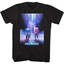 Bill And Ted Face The Music - Mens B&T Ftm Poster T-Shirt