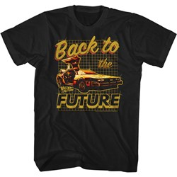 Back To The Future - Mens Bybttf T-Shirt
