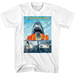 Jaws - Mens Simple Poster1 T-Shirt