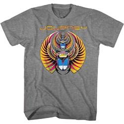 Journey - Mens Triscarab T-Shirt