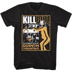 Kill Bill - Mens The 4Th Film T-Shirt