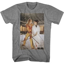 Kill Bill - Mens Swordcross T-Shirt