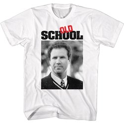 Oldschool - Mens Frank & Logo T-Shirt