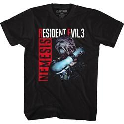 Resident Evil - Mens Nemesis T-Shirt