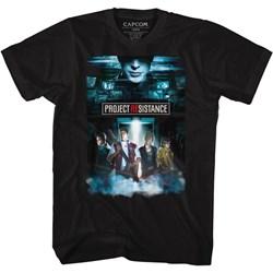 Resident Evil - Mens Re3 Nemesis T-Shirt