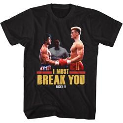 Rocky - Mens Mustbreak T-Shirt