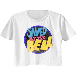 Saved By The Bell - Womens Sbtb Logo T-Shirt
