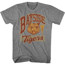 Saved By The Bell - Mens Bayside Tigers T-Shirt