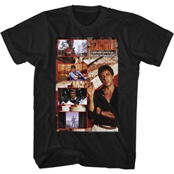 Scarface - Mens Composite T-Shirt