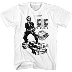 Scarface - Mens Tonyonmoney T-Shirt