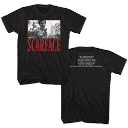 Scarface - Mens Other Name Scarface T-Shirt