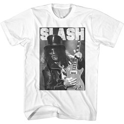 Slash - Mens Gray Scale T-Shirt