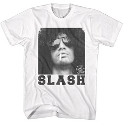 Slash - Mens Smoking Slash T-Shirt