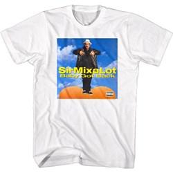Sir Mix A Lot - Mens Got Back Cover T-Shirt