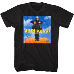 Sir Mix A Lot - Mens Got Back Cover 2 T-Shirt