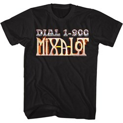 Sir Mix A Lot - Mens Dial 1-900 T-Shirt