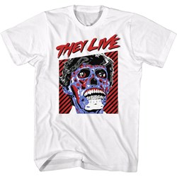 They Live - Mens They Live Obey T-Shirt