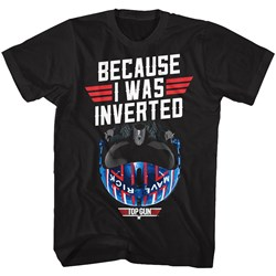 Top Gun - Mens Inverted T-Shirt