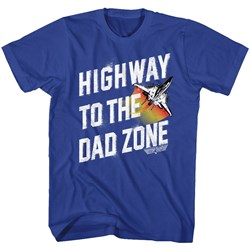 Top Gun - Mens Hwy To Dad Zone T-Shirt