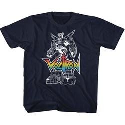 Voltron - Toddler Voltronwithlogo T-Shirt
