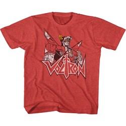Voltron - Kids Voltron Fade T-Shirt