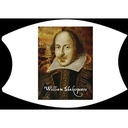 APOH - Unisex Shakespeare  Mask