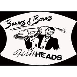 Barnes and Barnes - Unisex Fish Heads Mask